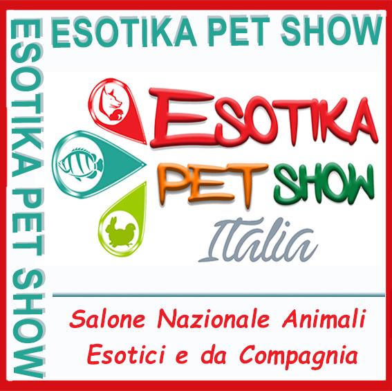 Esotika Pet Show di Arezzo